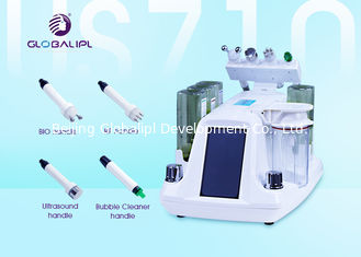 5 Handles Facial Oxygen Jet Peel Beauty Equipment Facial Oxygen Therapy Machine