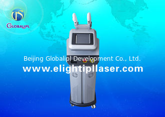 China 3 in 1 E hellem IPL-Rf-Hochfrequenz-Körper, der Maschine 480nm - 690nm formt fournisseur