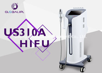 China Vertikale Face lifting-Maschine 3D Hifu, hohe Intensität fokussierte Ultraschall-Maschine fournisseur
