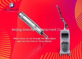 China Tätowierungs-Abbau-Maschine 1064Nm Laser-800mj/400mj Haut-Verjüngung Nd Yag fournisseur