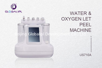 "Portable Deep Cleaning Water Oxygen Jet Peel Machine 6"" Color Touch Screen"