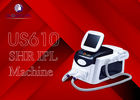 SHR Ipl Laser Hair Removal Machine , Professional Skin Treatment Equipment