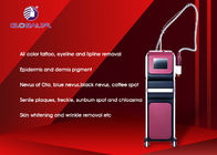 Medical Picosecond ND YAG Laser Machine Portable Tattoo Removal Machine