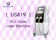ISO13485 Certified IPL Diode Laser 2 In 1 Multifunctional Beauty Machine