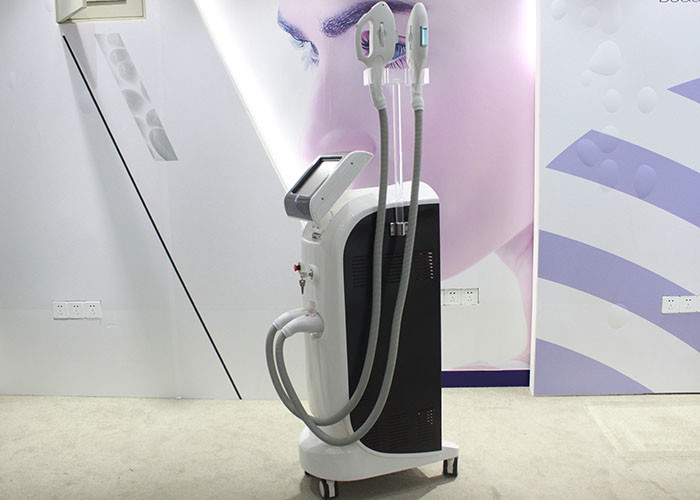 Powerful IPL Hair Removal Machine With 10.4inch Color Touch Screen , 1-50 J/Cm2