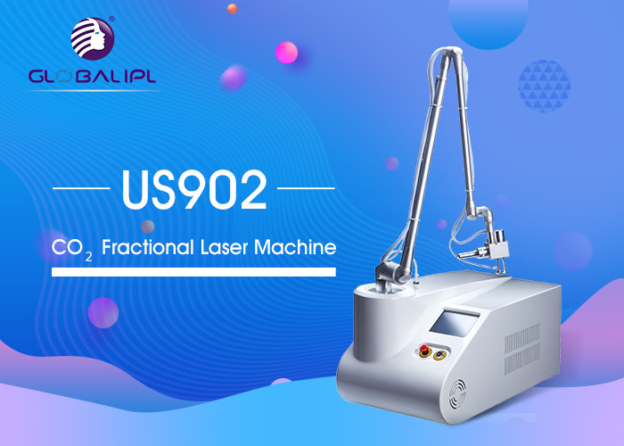 Super Pulsed CO2 Fractional Laser Machine For Face Wrinkle Removal Multifunctional