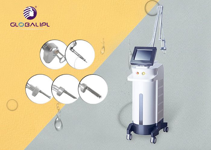 3 In 1 System CO2 Fractional Laser Skin Rejuvenation Scar Removal Vaginal Tightening Machine