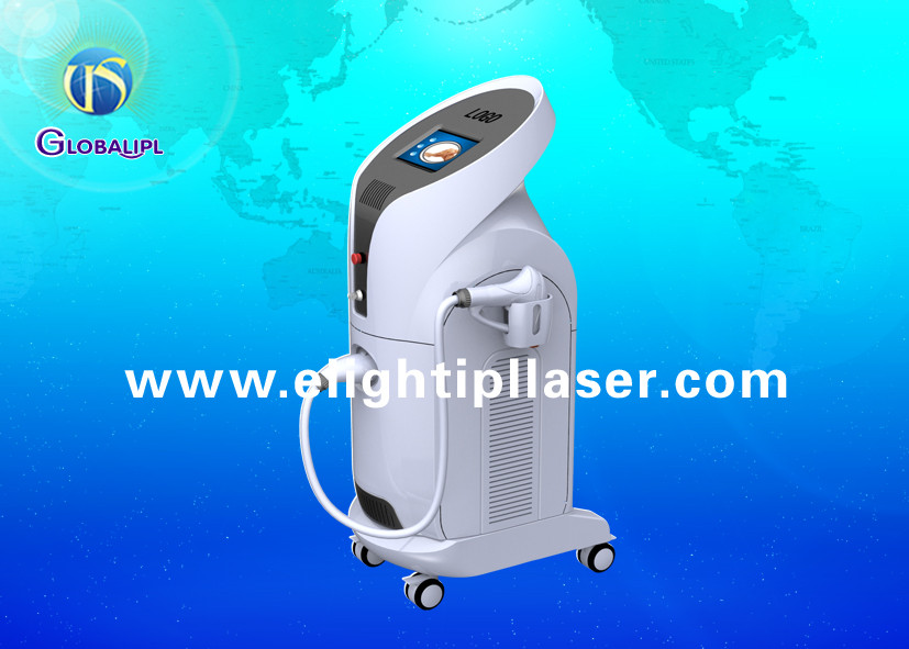 Security No Pain Diode Laser Hair Removal Machine With Germany Imported Bars