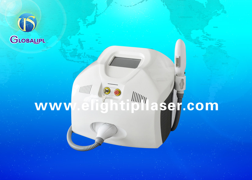 Safety Portable Design E Light IPL RF Machine 4 In 1 No Pain