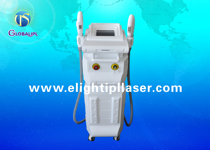 1ms - 100ms Pulse IPL RF Beauty Equipment , E Light Face Lifting Machine