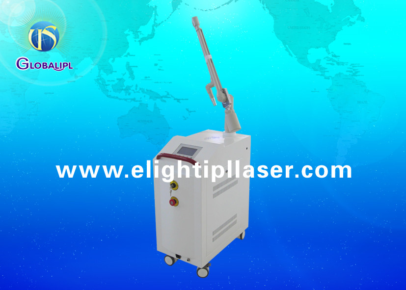 Multi-language Acne Pigmentation Removal ND YAG Laser Machine For Women