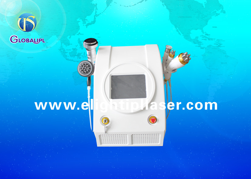 635nm Vacuum Ultrasonic Cavitation Liposuction Beauty Equipment For Arm / Legs