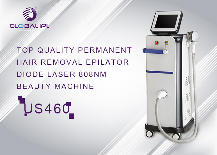 Laser Marking IPL RF Beauty Equipment With Cylinder Rotary Device Diode Laser