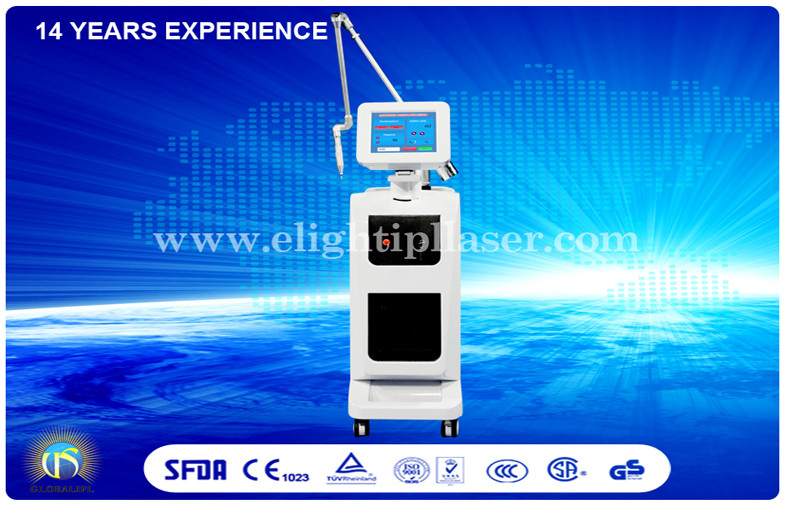 1064nm 532nm ND YAG Laser Machine Colorful Tattoo Removal Machine